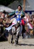 πρωταθλήματα ιπποτών s Στοκ Εικόνες