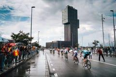 Πρωταθλήματα οδικών κόσμων UCI Στοκ Εικόνα