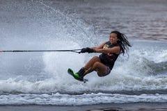 Πρωταθλήματα 2014 σκι & ιχνών Nautique Putrajaya Στοκ Εικόνες