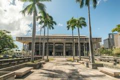 Πρωτεύουσα της Χαβάης στοκ φωτογραφία με δικαίωμα ελεύθερης χρήσης