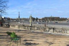 Πρωτεύουσα του Παρισιού και η πιό πυκνοκατοικημένη πόλη της Γαλλίας στοκ φωτογραφία με δικαίωμα ελεύθερης χρήσης