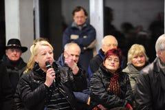 Πρωτοβουλία των γερμανικών πολιτών Στοκ φωτογραφίες με δικαίωμα ελεύθερης χρήσης