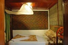 πρωτόγονο δωμάτιο ξενώνων στοκ φωτογραφίες με δικαίωμα ελεύθερης χρήσης