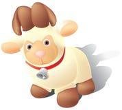 πρόβατα κριού Διανυσματική απεικόνιση
