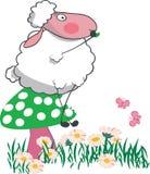 πρόβατα μανιταριών Στοκ φωτογραφίες με δικαίωμα ελεύθερης χρήσης