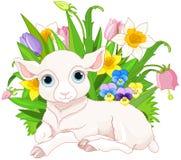 Πρόβατα Πάσχας ελεύθερη απεικόνιση δικαιώματος