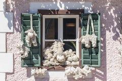 Πρόβατα παιχνιδιών Στοκ Εικόνες