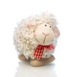 Πρόβατα το έτος συμβόλων 2015 Στοκ εικόνα με δικαίωμα ελεύθερης χρήσης