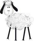 πρόβατα απεικόνιση αποθεμάτων