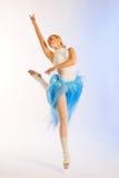 πρόβα ballerina Στοκ Εικόνα