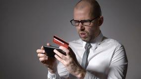 Πρόβλημα με την πληρωμή από την πιστωτική κάρτα μέσω του Διαδικτύου Ο επιχειρηματίας δεν μπορεί να κάνει την πληρωμή, οφειλόμενο  απόθεμα βίντεο