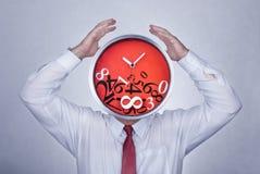 Πρόβλημα με το χρόνο Στοκ εικόνα με δικαίωμα ελεύθερης χρήσης