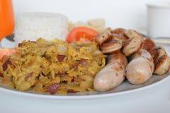 Πρόγευμα, απλό πρόγευμα, ασιατικό πρόγευμα, φιλιππινέζικο πρόγευμα, παραδοσιακό φιλιππινέζικο πρόγευμα Στοκ φωτογραφία με δικαίωμα ελεύθερης χρήσης