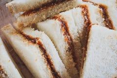 Πρόγευμα σάντουιτς στοκ εικόνα με δικαίωμα ελεύθερης χρήσης