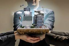 Πρόγραμμα νέας ανάπτυξης Μικτά μέσα Στοκ εικόνες με δικαίωμα ελεύθερης χρήσης
