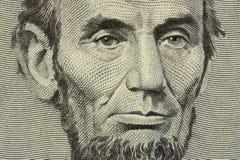 Πρόεδρος του Λίνκολν στοκ εικόνα με δικαίωμα ελεύθερης χρήσης