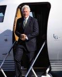 Πρόεδρος του Bill Clinton Στοκ εικόνες με δικαίωμα ελεύθερης χρήσης