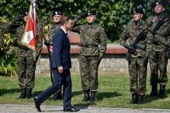 Πρόεδρος Andrzej Duda Στοκ Φωτογραφία