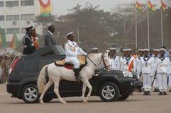 Πρόεδρος kufuor John στοκ φωτογραφίες