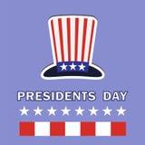 Πρόεδροι Day Icon Στοκ Εικόνα