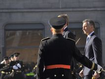 Πρόεδρος της αργεντινής Δημοκρατίας Macri Στοκ Εικόνες