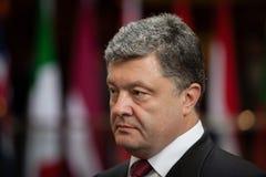 Πρόεδρος της Ουκρανίας Petro Poroshenko Στοκ εικόνα με δικαίωμα ελεύθερης χρήσης