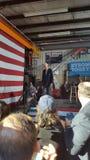 Πρόεδρος του Bill Clinton Στοκ εικόνα με δικαίωμα ελεύθερης χρήσης