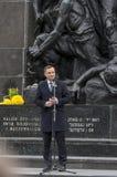 Πρόεδρος Andrzej Duda Στοκ Εικόνες
