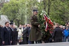 Πρόεδρος Andrzej Duda Στοκ Φωτογραφίες