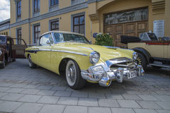 1955 Πρόεδρος Studebaker coupe Στοκ Εικόνες