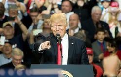 Πρόεδρος Trump Στοκ Φωτογραφία