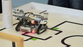 Πρόκληση πορειών ρομπότ φιλμ μικρού μήκους