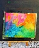 Πρόοδος Watercolor στοκ εικόνα με δικαίωμα ελεύθερης χρήσης