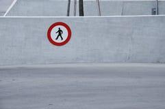 πρόσβαση που αμφισβητείται Στοκ εικόνες με δικαίωμα ελεύθερης χρήσης