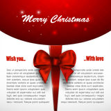 Πρόσκληση υποβάθρου Χαρούμενα Χριστούγεννας, κάρτα Χριστουγέννων απεικόνιση αποθεμάτων