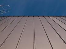 πρόσοψη γκρίζα Στοκ φωτογραφίες με δικαίωμα ελεύθερης χρήσης