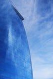 Πρόσοψη γυαλιού Στοκ Φωτογραφίες