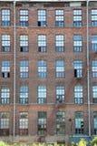 Πρόσοψη εργοστασίων Στοκ εικόνες με δικαίωμα ελεύθερης χρήσης