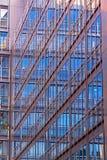 Πρόσοψη κτιρίου γραφείων Στοκ Εικόνα