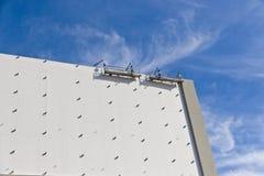 πρόσοψη οικοδόμησης κτηρί& Στοκ εικόνα με δικαίωμα ελεύθερης χρήσης