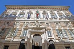 Πρόσοψη παλατιών Tursi Doria στοκ φωτογραφία με δικαίωμα ελεύθερης χρήσης