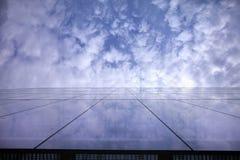 Πρόσοψη του κτιρίου γραφείων Στοκ φωτογραφία με δικαίωμα ελεύθερης χρήσης