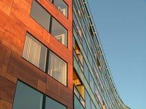 Πρόσοψη σπιτιού Στοκ Εικόνες