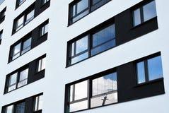 πρόσοψη σύγχρονη Στοκ εικόνα με δικαίωμα ελεύθερης χρήσης