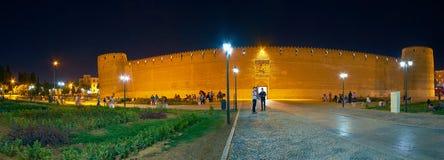 Πρόσοψη της ακρόπολης του Karim Khan, Shiraz, Ιράν Στοκ Εικόνα