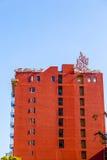 Πρόσοψη του ιστορικού ξενοδοχείου ST James Στοκ Εικόνες