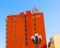 Πρόσοψη του ιστορικού ξενοδοχείου ST James Στοκ φωτογραφίες με δικαίωμα ελεύθερης χρήσης