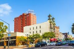 Πρόσοψη του ιστορικού ξενοδοχείου ST James Στοκ εικόνες με δικαίωμα ελεύθερης χρήσης