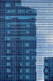 Πρόσοψη του κτηρίου γυαλιού Στοκ Εικόνες