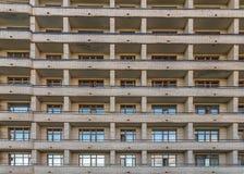 Πρόσοψη του κτηρίου Στοκ Εικόνες